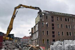 Impresa di demolizioni