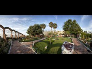 Realizzazione giardini urbani Parabiago
